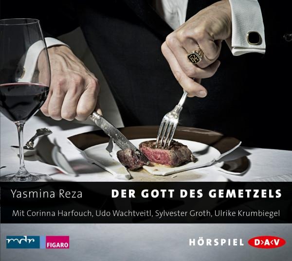 Yasmina Reza - Der Gott des Gemetzels (Hörspiel)