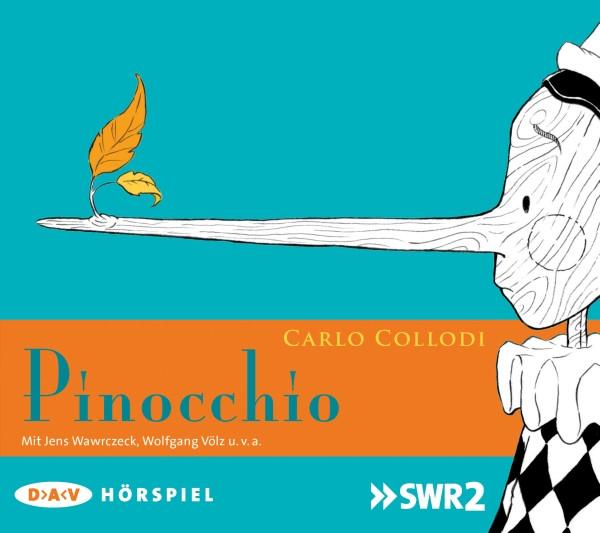 Carlo Collodi - Pinocchio (SWR-Hörspiel)