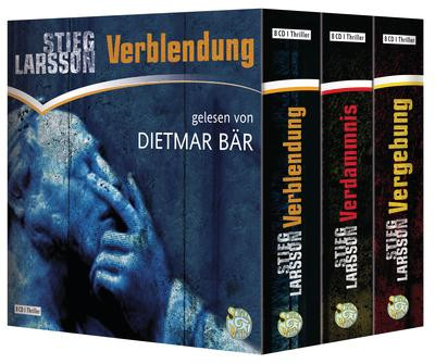 Stieg Larsson - Die Millennium Trilogie
