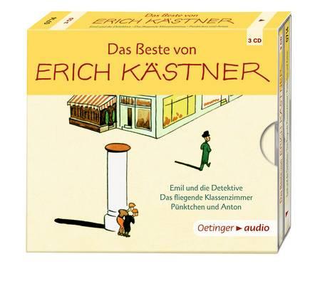 Das Beste von Erich Kästner