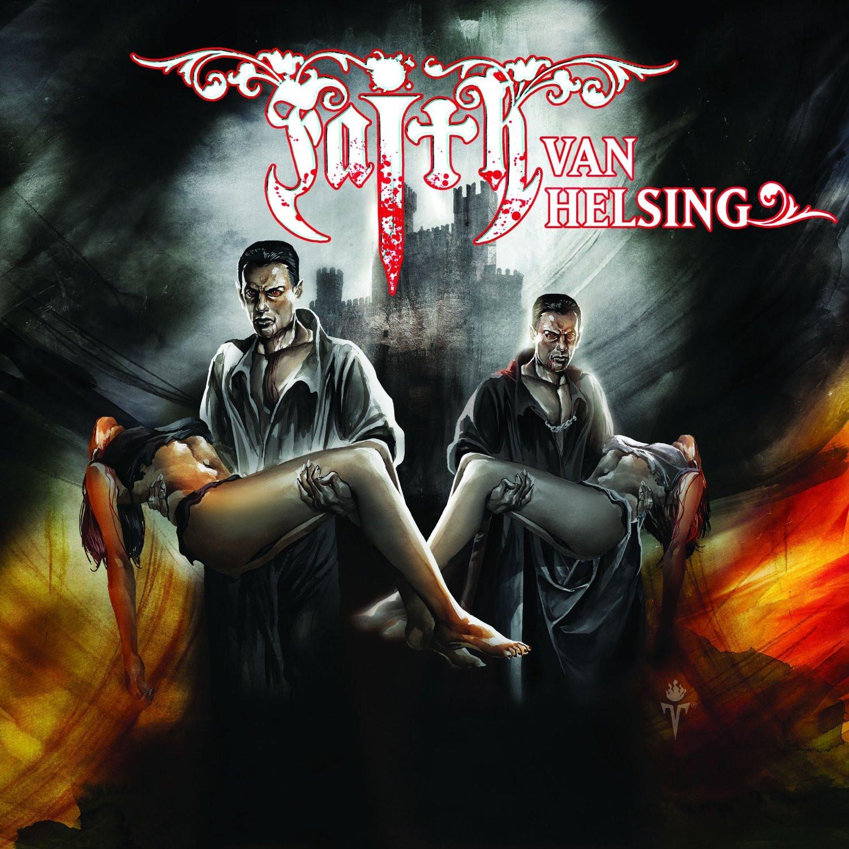 Faith - The Van Helsing Chronicles 43 Draculas Erbe