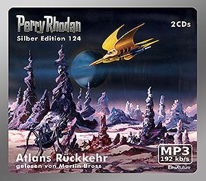 Perry Rhodan Silber Edition 124 Atlans Rückkehr
