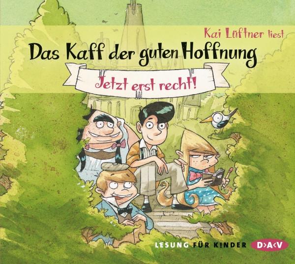 Kai Lüftner - Das Kaff der guten Hoffnung