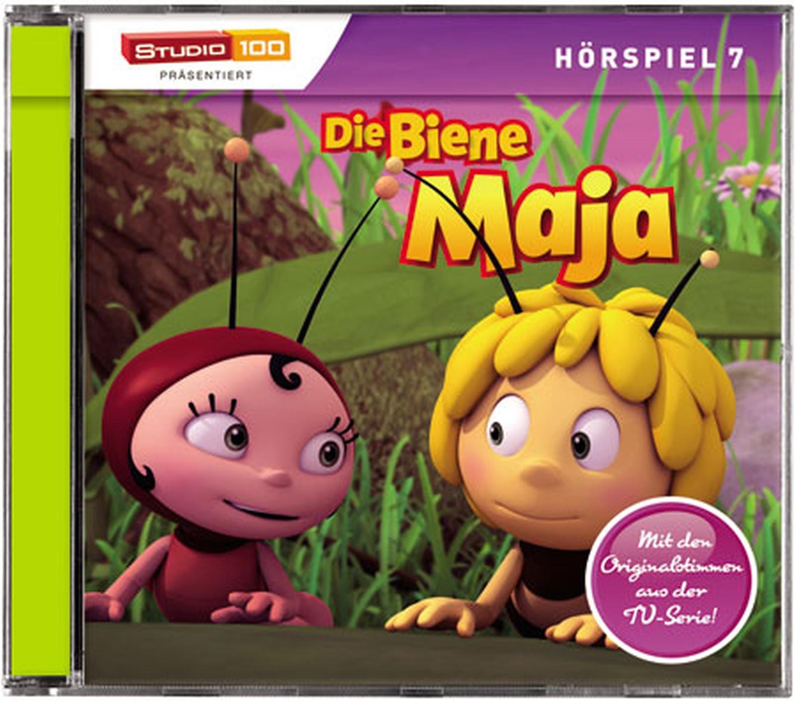 Die Biene Maja - Hörspiel 7 (Studio 100)