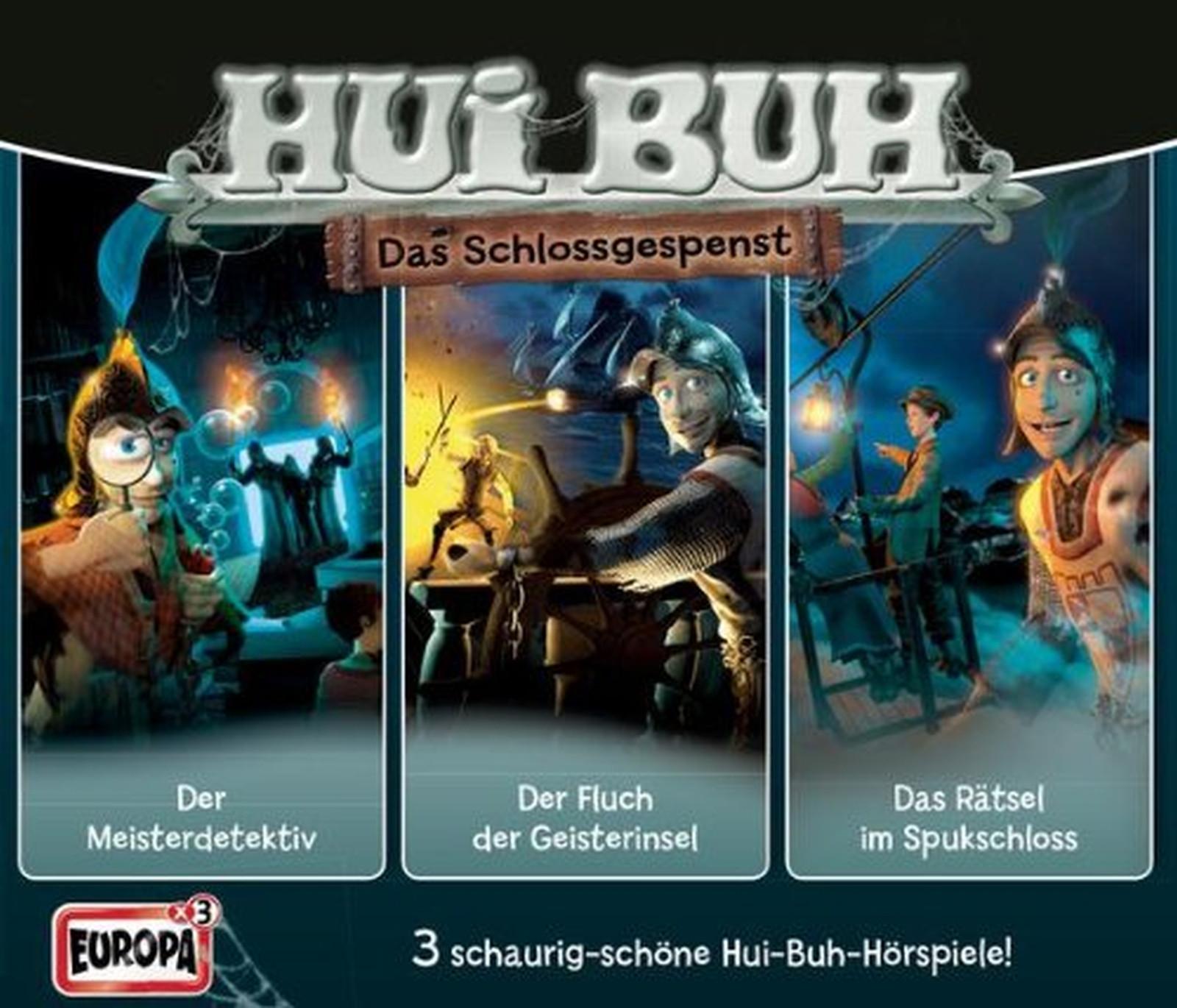 Hui Buh - Die neue Welt - 6. Spukbox (Folge 17, 18, 19)
