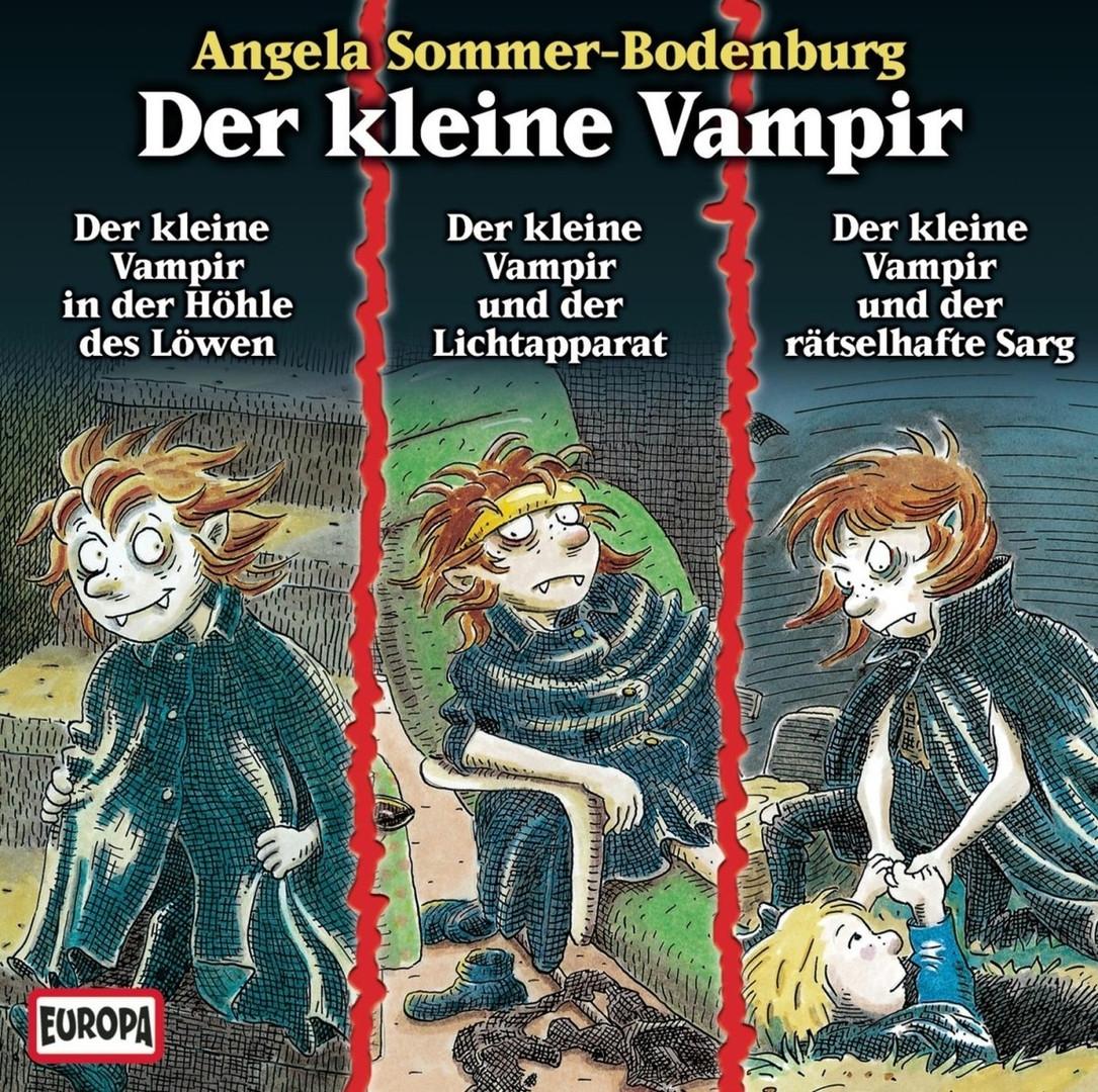 Der kleine Vampir: Vampirbox 4 (Folge 10 bis 12)