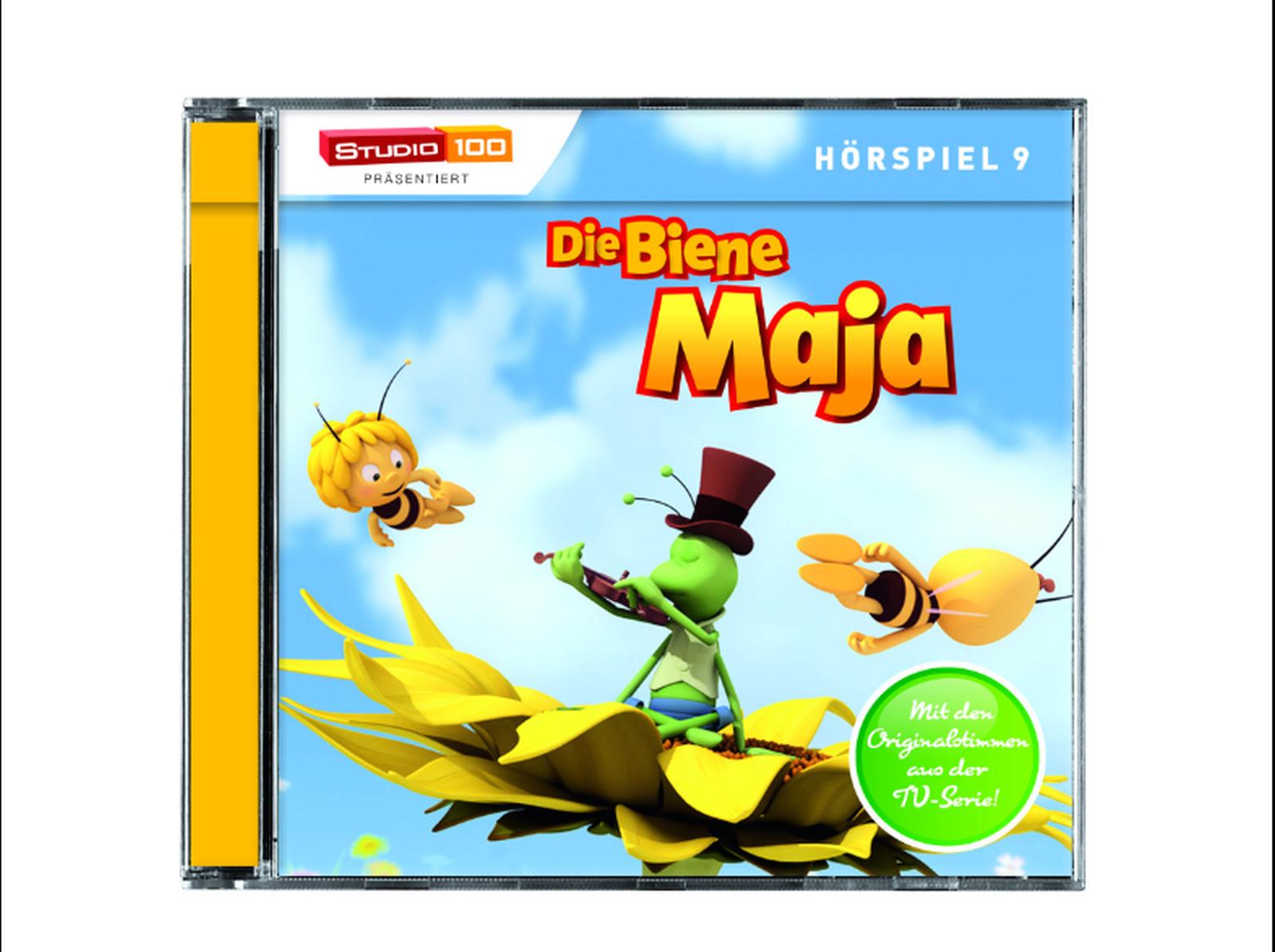 Die Biene Maja - Hörspiel 9 (Studio 100)