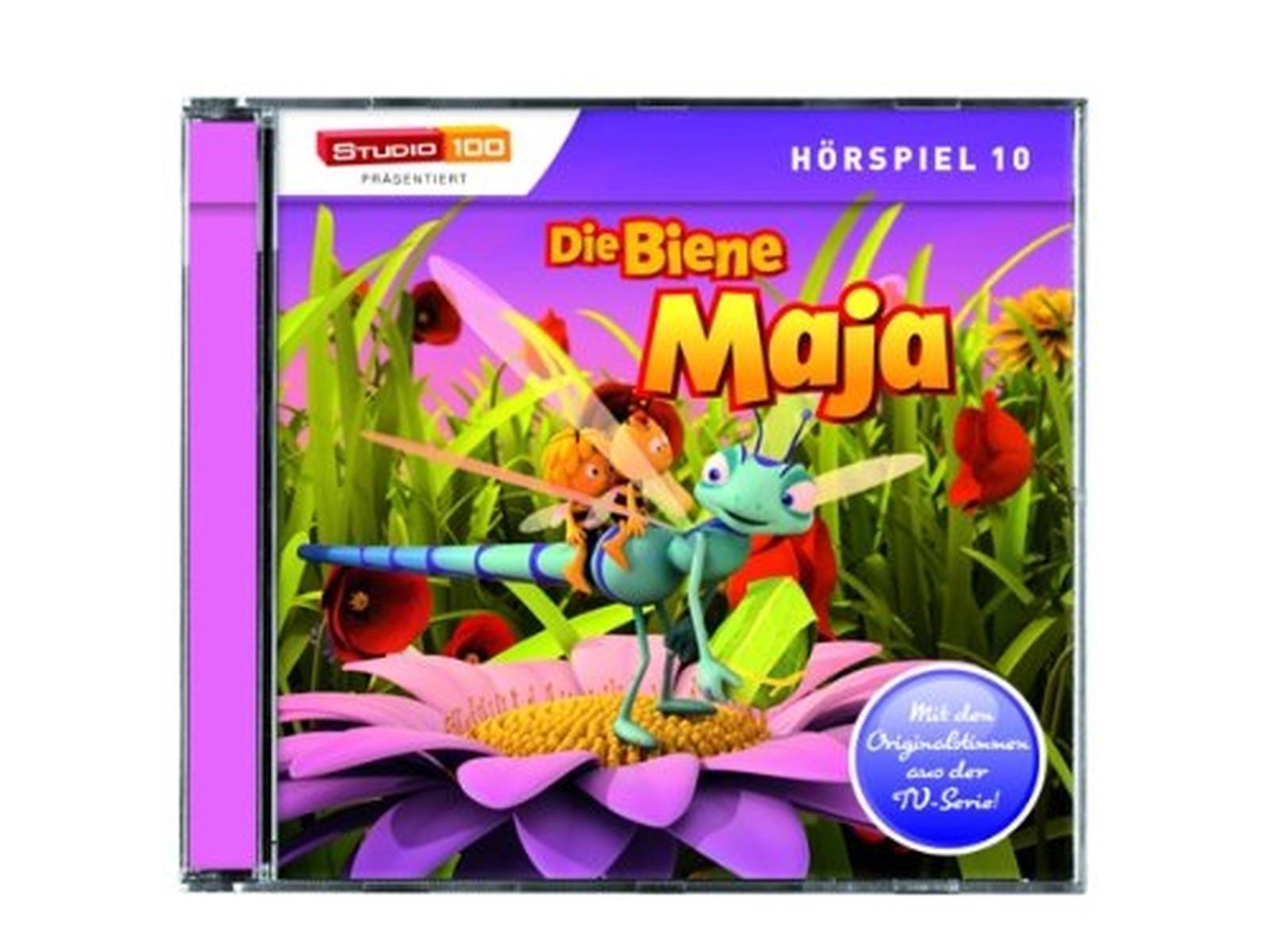 Die Biene Maja - Hörspiel 10 (Studio 100)