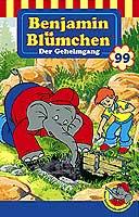 Benjamin Blümchen Folge 99 und der Geheimgang