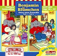 Benjamin Blümchen Folge 100 + 101 Ottos neue Freundin Teil 1 + T
