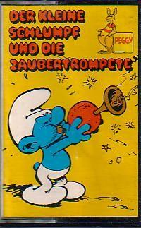 MC Peggy Der kleine Schlumpf und die Zaubertrompete