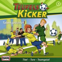 Die Teufelskicker 09 - Talent gesichtet
