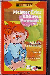 MC EMI Pumuckl ein Knüller für die Zeitung / und das eigene Zimm
