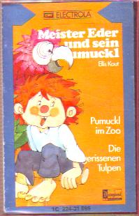 MC EMI Pumuckl im Zoo / die abgerissenen Tulpen