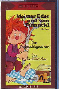 MC EMI Pumuckl Das Weihnachtsgeschenk / Das Parfümfläschen