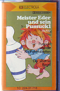 MC EMI Pumuckl und die Kopfwehtabletten / der silberne Kegel