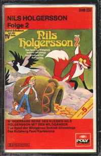 MC Poly Nils Holgersson Folge 2 Das Spiel der Wildgänse u.a.