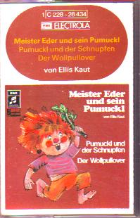 MC EMI Pumuckl Schnupfen / Wollpullover