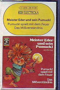 MC EMI Pumuckl spielt mit dem Feuer / das Mißverständnis