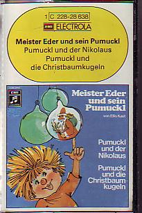 MC EMI Pumuckl und der Nikolaus / und die Christbaumkugeln
