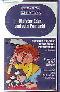 MC EMI Pumuckl in der Schule / will Schreiner werden