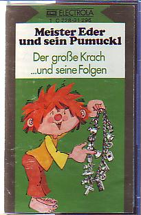 MC EMI Pumuckl der große Krach / und seine Folgen