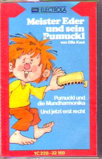 MC EMI Pumuckl Mundharmonika / jetzt erst recht