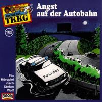TKKG Folge 102 Angst auf der Autobahn