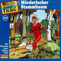 TKKG Folge 103 Mörderischer Stammbaum