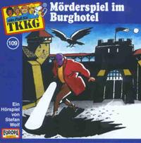 TKKG Folge 109 Mörderspiel im Burghotel