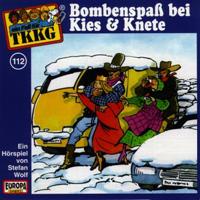 TKKG Folge 112 Bombenspaß bei Kies & Knete
