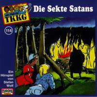 TKKG Folge 114 Die Sekte Satans