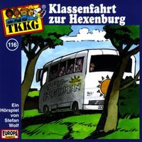 TKKG Folge 116 Klassenfahrt zur Hexenburg