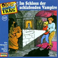 TKKG Folge 117 Im Schloß der schlafenden Vampire