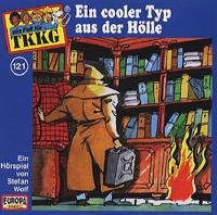 TKKG Folge 121 Ein cooler Typ aus der Hölle