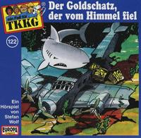 TKKG Folge 122 Der Goldschatz, der vom Himmel fiel