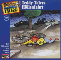 TKKG Folge 126 Teddy Talers Höllenfahrt