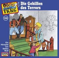 TKKG Folge 128 DIe Gehilfen des Terrors