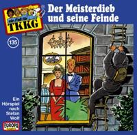 TKKG Folge 135 Der Meisterdieb und seine Feinde