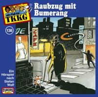 TKKG Folge 138 Raubzug mit Bumerang