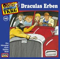 TKKG Folge 140 Draculas Erben