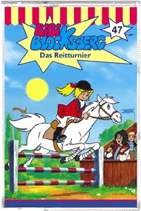 Bibi Blocksberg Folge 47 Das Reittunier