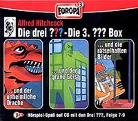 Die drei Fragezeichen Fan Box die 03. Folgen 07 -09