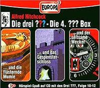Die drei Fragezeichen Fan Box die 04. Folgen 10 - 12