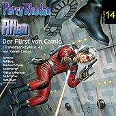 Perry Rhodan Hörspiel 14 - Atlan - Der Fürst von Camlo