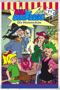 Bibi Blocksberg Folge 71 Die Hexenschule