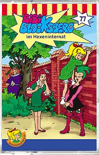 Bibi Blocksberg Folge 77 Bibi Blocksberg im Hexeninternat