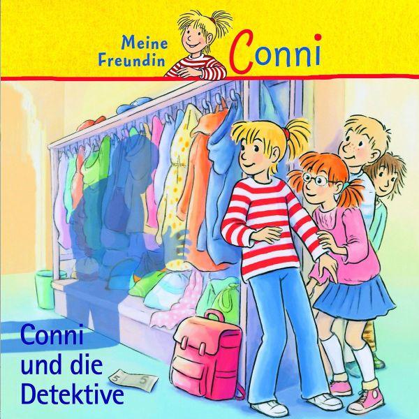 Conni - 33 - Conni und die Detektive