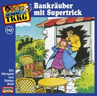 TKKG Folge 142  Bankräuber mit Supertrick