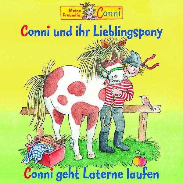 Conni - 34 - Conni und ihr Lieblingspony / Conni geht Laterne la